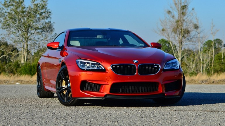 2016 BMW M6 Coupe – The Plush Grand Touring Bavarian Screamer