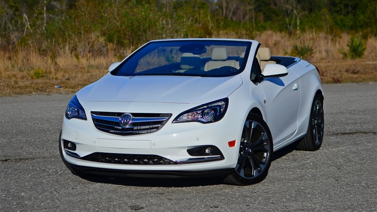2016 Buick Cascada Premium – That's a Drop-Top Buick