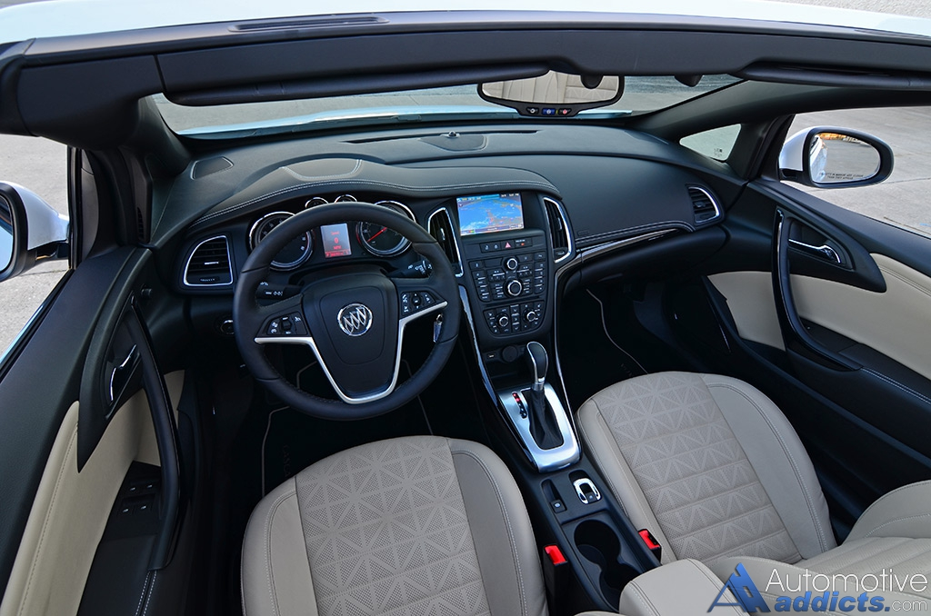 2016 Buick Cascada Premium – That's a Drop-Top Buick