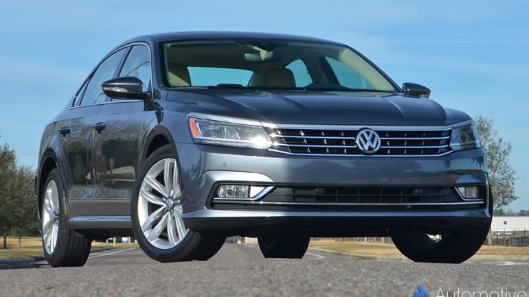 2016 Volkswagen Passat V6 SEL Premium Review & Test Drive