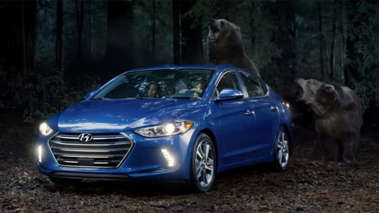 You Talk, It Starts – Hyundai Gets into the Big Game Action with 2017 Elantra Chase Commercial