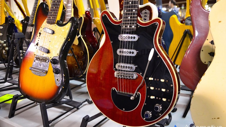 Cars & Guitars: Orlando International Guitar and Music Expo 2016