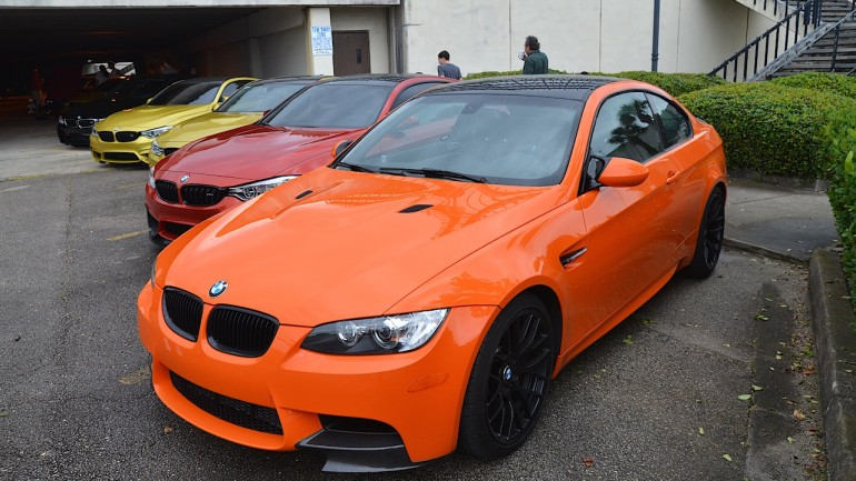 February 13, 2016 Automotive Addicts Cars and Coffee to Celebrate BMW and MINI vehicles