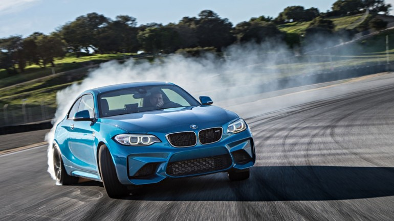 2016 BMW M2 – Return of BMW's Motorsport Thrill