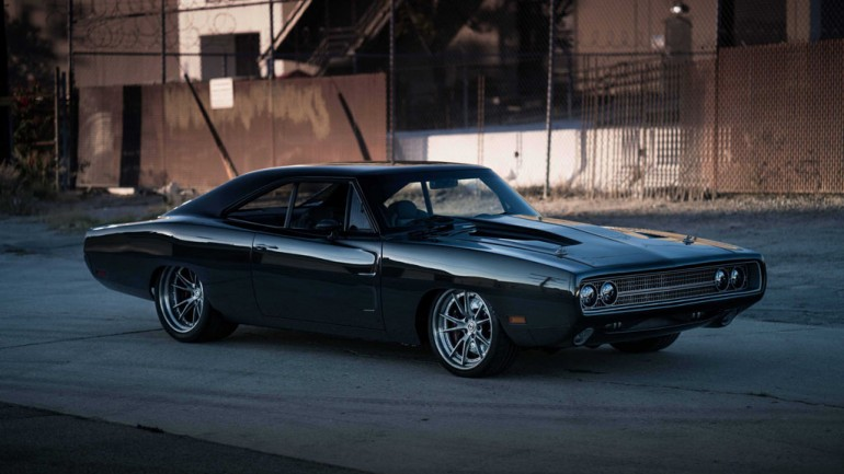 "Video: Jay Leno Gets Hold of 1,650 Horsepower in 1970 Dodge Charger ""Tantrum"""