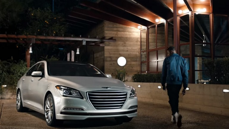 Hyundai Spoils First Date in Genesis Sedan Super Bowl 50 Commercial Featuring Kevin Hart