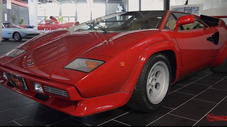 The Story of Lamborghini: Tonino Lamborghini tells the story of his father Ferruccio – Video