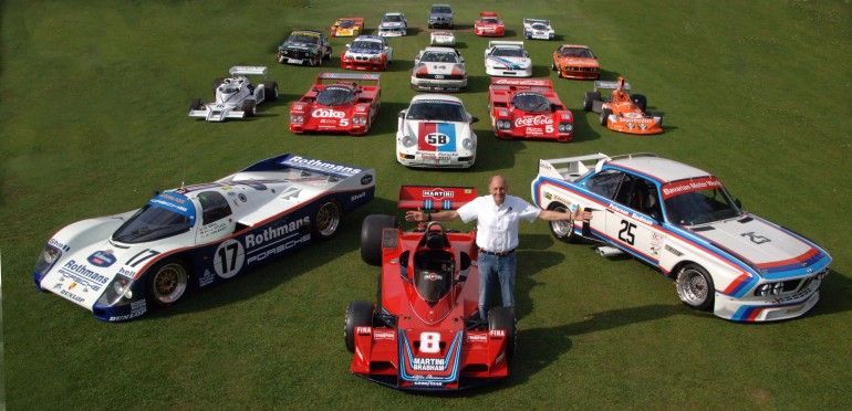 2016 Amelia Honoree Hans-Joachim Stuck and his cars photo Nathan Deremer