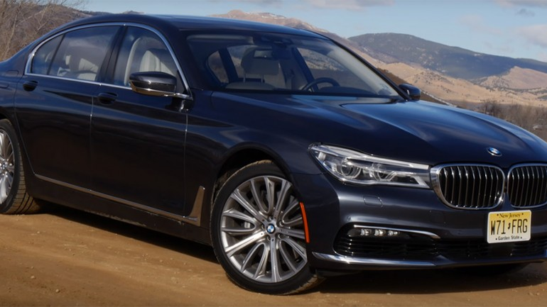 Video: Is the 2016 BMW 750i Better than the Mercedes-Benz S-Class?