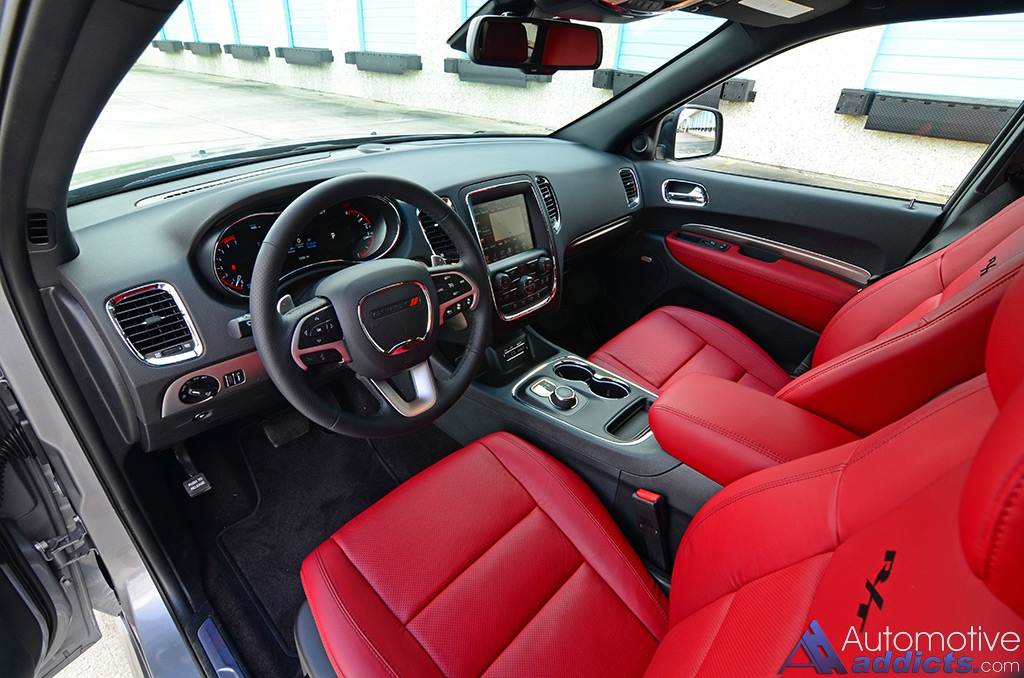 2016 Dodge Durango R T Blacktop Rwd Review Amp Test Drive