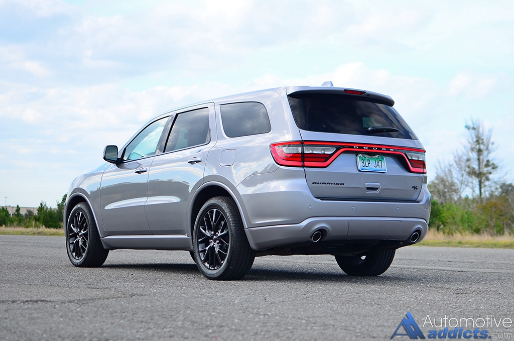 Best All Season Tires >> 2016 Dodge Durango R/T Blacktop RWD Review & Test Drive – The Jack of all Trades Crossover