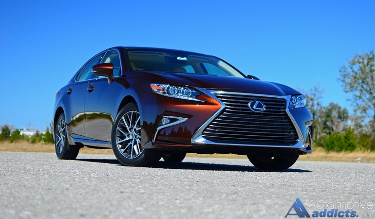 Local Toyota Dealers >> 2016 Lexus ES 350 – Soft and Supple Entry-Level Luxury