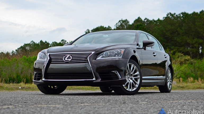 2016 Lexus LS 460L Review & Test Drive – The Epitome of Quality Luxury