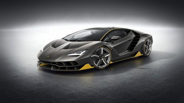Lamborghini Intros 770-Horsepower Centenario LP 770-4 at 2016 Geneva Motor Show