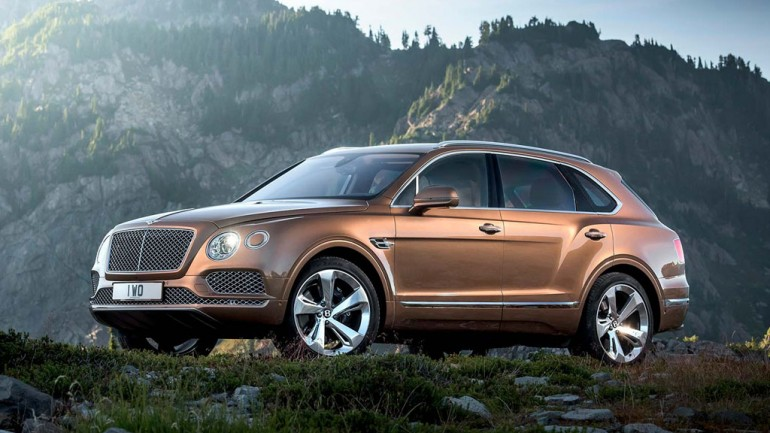 World's Most Expensive SUV put to the Test: Bentley Bentayga Review & Test Drive Videos