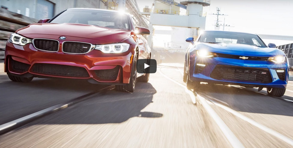 Would You Rather 2015 Bmw M4 Or 2016 Chevrolet Camaro Ss