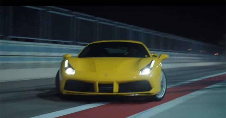 Pennzoil gets all drifty in Joyride promo featuring new Ferrari 488 GTB: Video