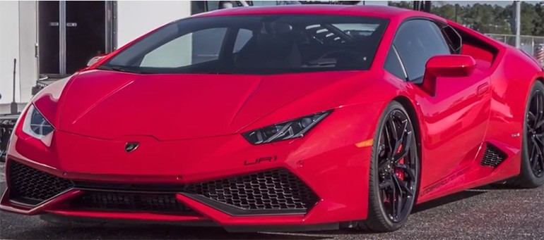 Underground Racing Trumps All With 7.8-second Quarter Mile Twin Turbo Lamborghini Huracan: Video
