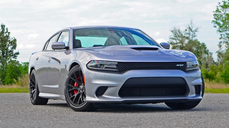 2016 Dodge Charger SRT Hellcat Gets Me – A Quick Spin
