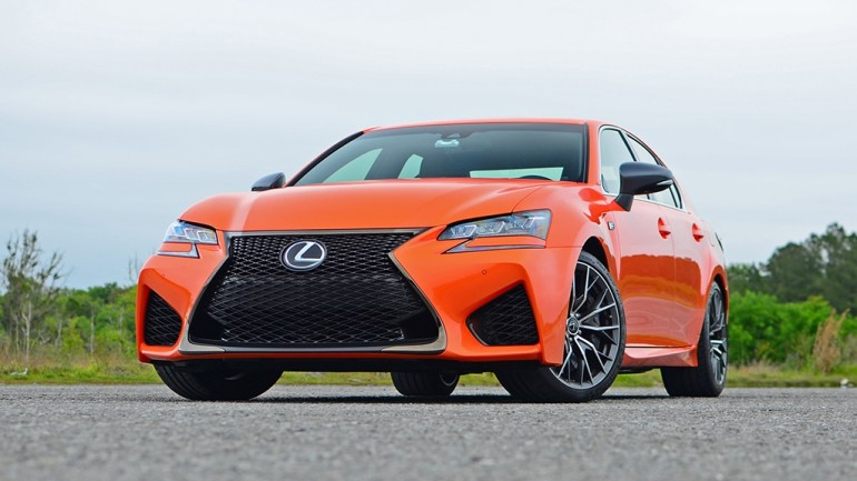 In Our Garage: 2016 Lexus GS F