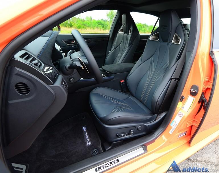 2016-lexus-gs-f-front-seats