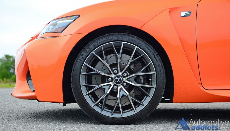 2016-lexus-gs-f-wheel-tire