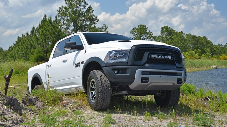 In Our Garage: 2016 RAM 1500 Rebel Crew Cab 4×4