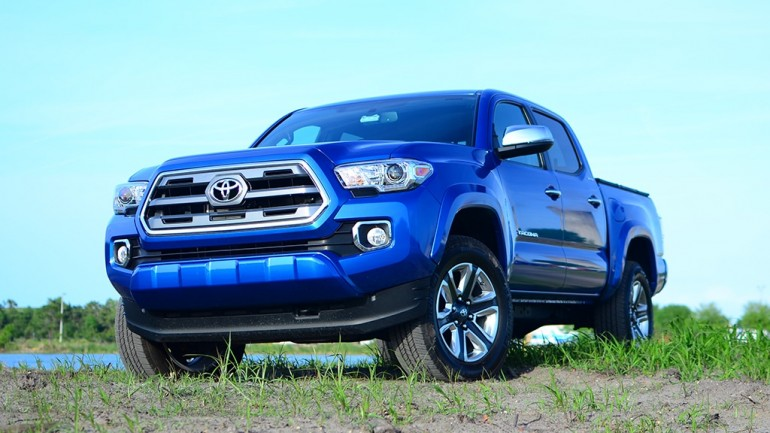 In Our Garage: 2016 Toyota Tacoma 4×4 Limited Double Cab