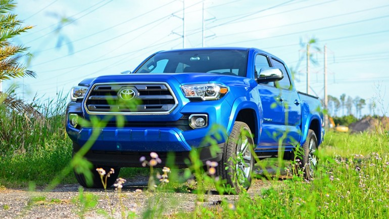 2016 Toyota Tacoma 4×4 Limited Double Cab Review & Test Drive