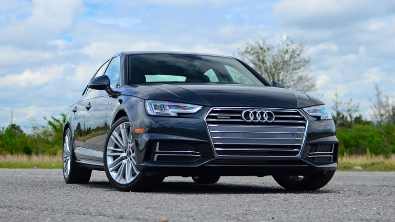 2017 Audi A4 2.0T Quattro Review & Test Drive – The Brand's Staple Gets Better