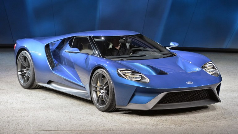 The Return – Ford GT Documentary Videos Showcase an American Supercar creation from challenged minds