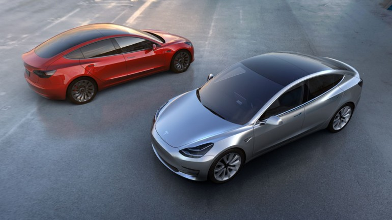 Tesla Unveils Model 3 Promising $35,000 Starting Price
