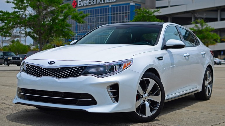 In Our Garage: 2016 Kia Optima SX Turbo