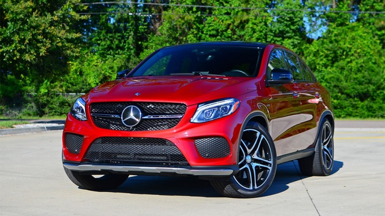 In Our Garage: 2016 Mercedes-AMG GLE 450 Coupe