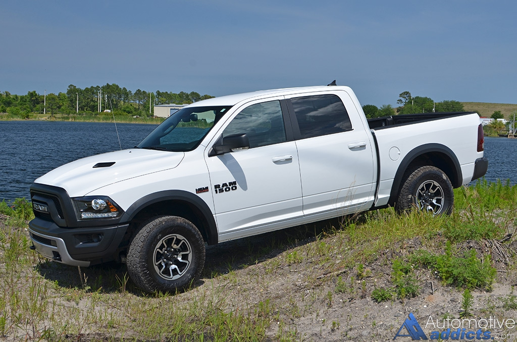 2016 Ram 1500 Rebel Crew Cab 4×4 Review & Test Drive – A ...
