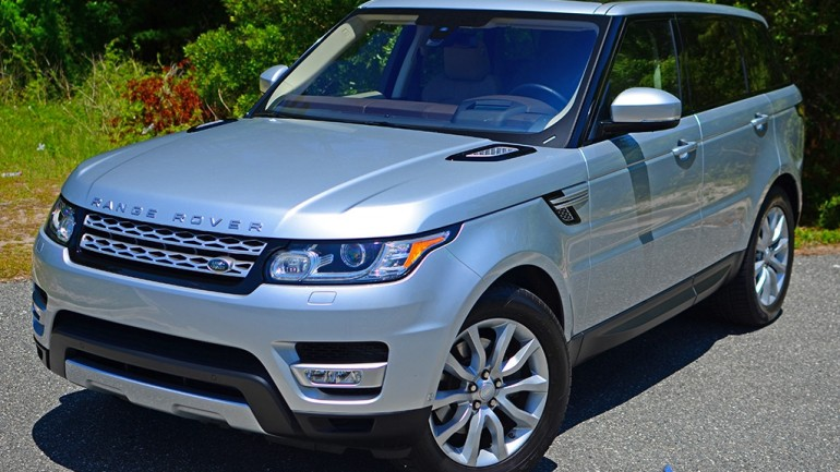 2016 Land Rover Range Rover Sport HSE Td6 Diesel Review & Test Drive