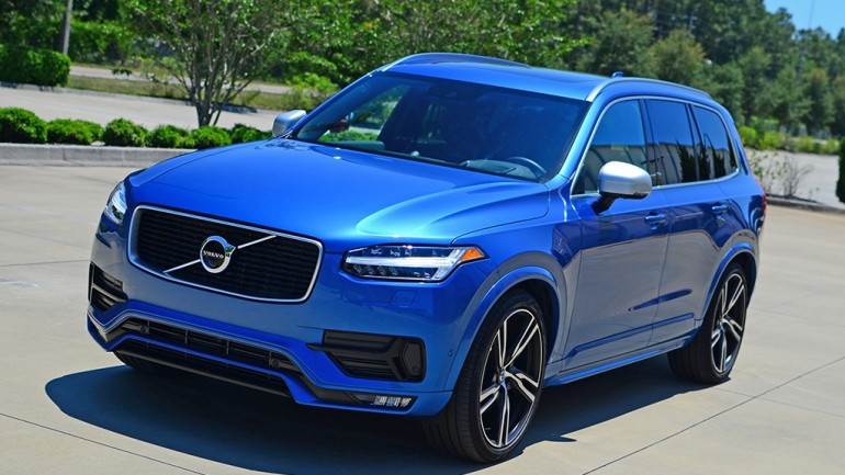 2016 Volvo XC90 T6 AWD R-Design Review & Test Drive – Volvo's Finest SUV