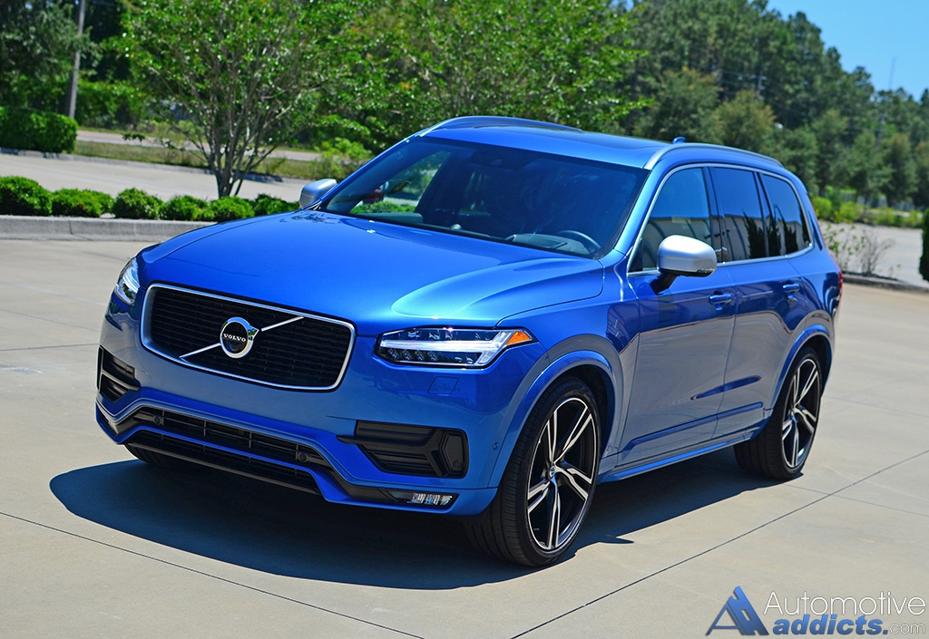 2016 volvo xc90 t6 awd r design review test drive volvo s finest suv. Black Bedroom Furniture Sets. Home Design Ideas