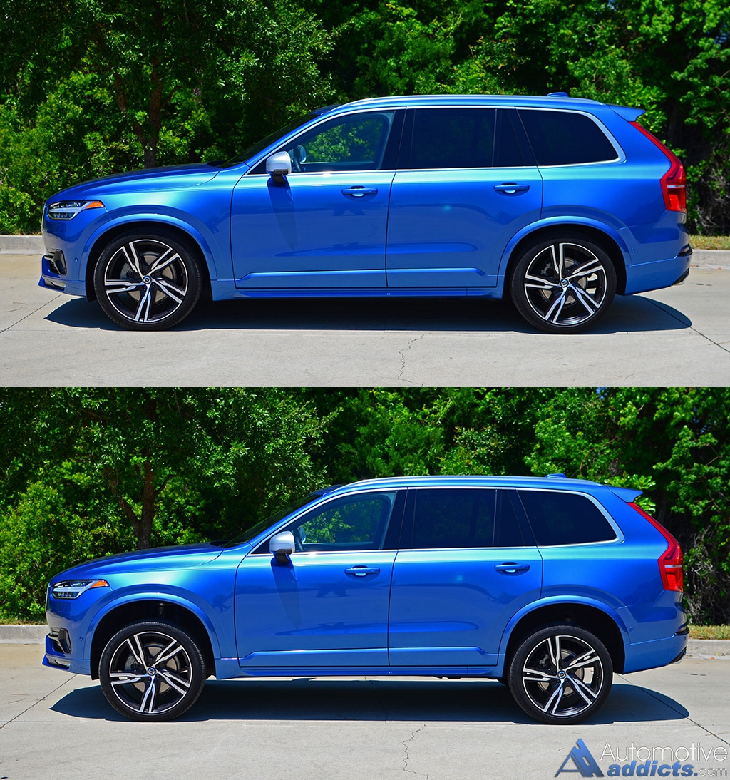 in our garage 2016 volvo xc90 t6 r design awd. Black Bedroom Furniture Sets. Home Design Ideas