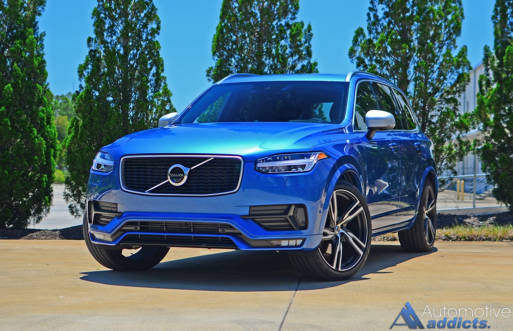 In Our Garage 2016 Volvo Xc90 T6 R Design Awd