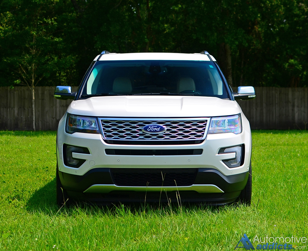 drive explorer of expert platinum test ford review