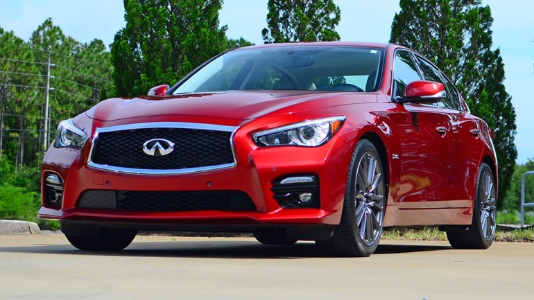 2016 Infiniti Q50 Red Sport 400 Review & Test Drive – Inspired Performance Forthcoming