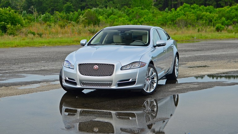 In Our Garage: 2016 Jaguar XJL Supercharged