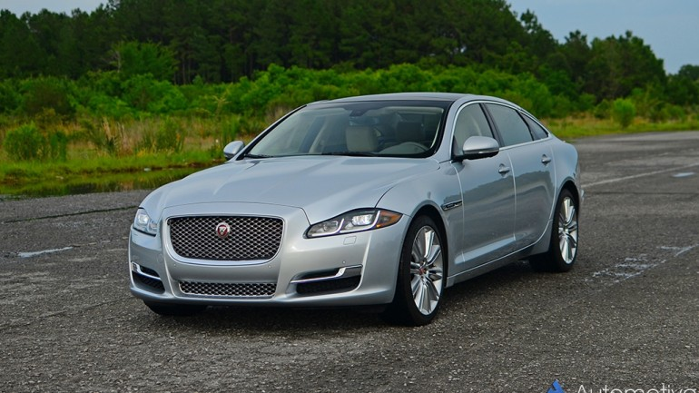 2016 Jaguar XJL Supercharged Review & Test Drive – The British Limo That You Drive