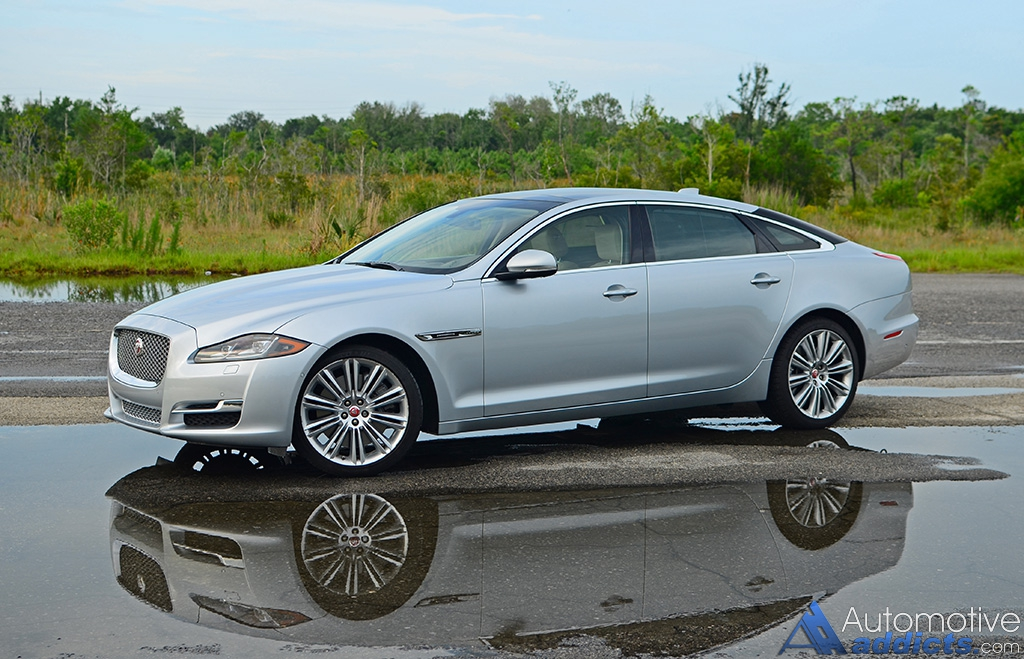 2016 Jaguar Xjl Supercharged Review Test Drive The British Limo That You