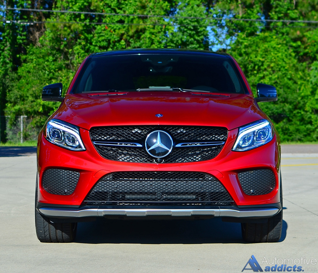 Twin Cities Mazda Dealers: 2016 Mercedes-Benz GLE450 AMG Coupe Review & Test Drive