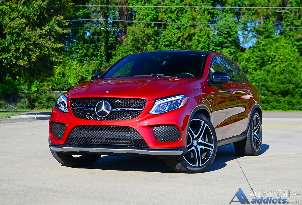2016 mercedes benz gle450 amg coupe review test drive for Mercedes benz website