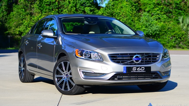 2016 Volvo S60 T5 Inscription FWD Quick Spin