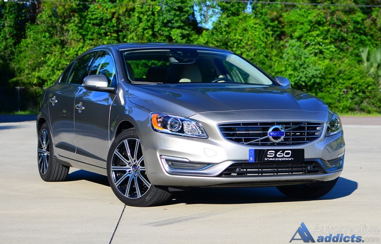 Model 2016 Volvo S60 T5 Inscription FWD Quick Spin