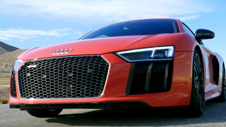 2017 Audi R8: The Everyday Supercar Returns – Video